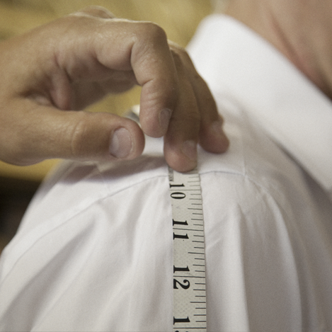 The Definitive Guide to Shirt Sizing and Measuring | How do you measure sleeve length