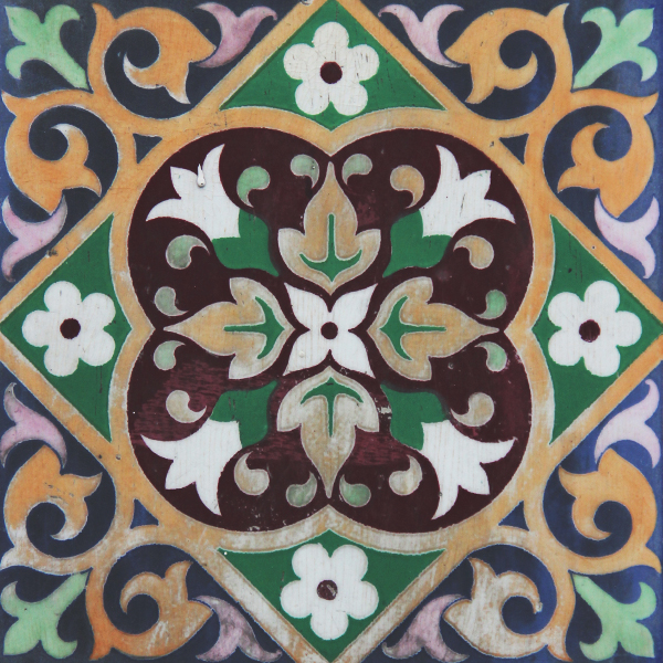 Tile at 97 Jermyn Street