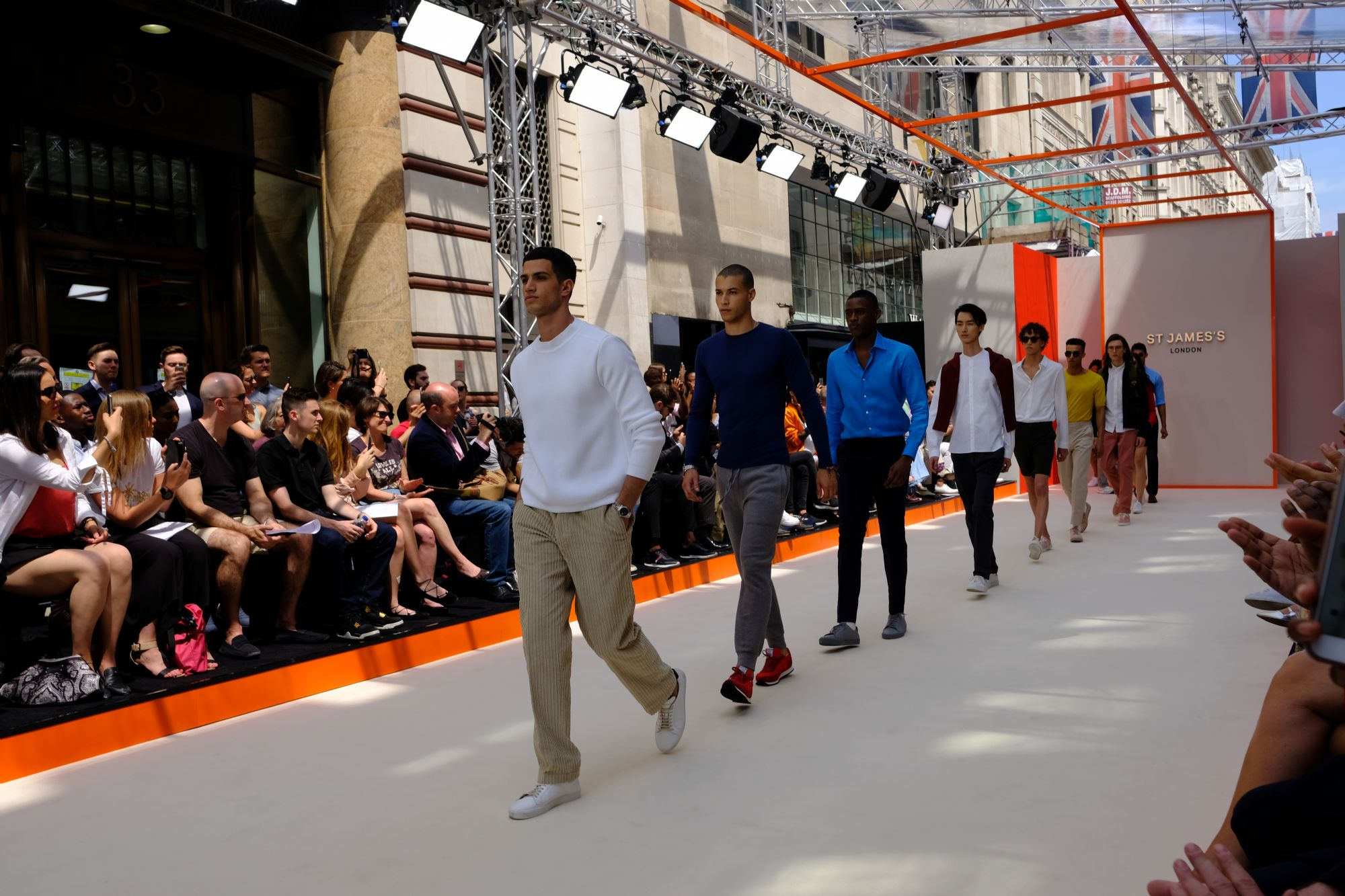 London Fashion Week Mens A Full Review Of This Years Event