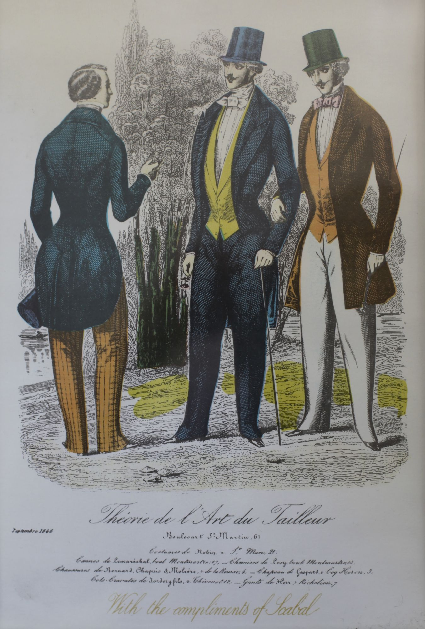 Tailoring Illustration