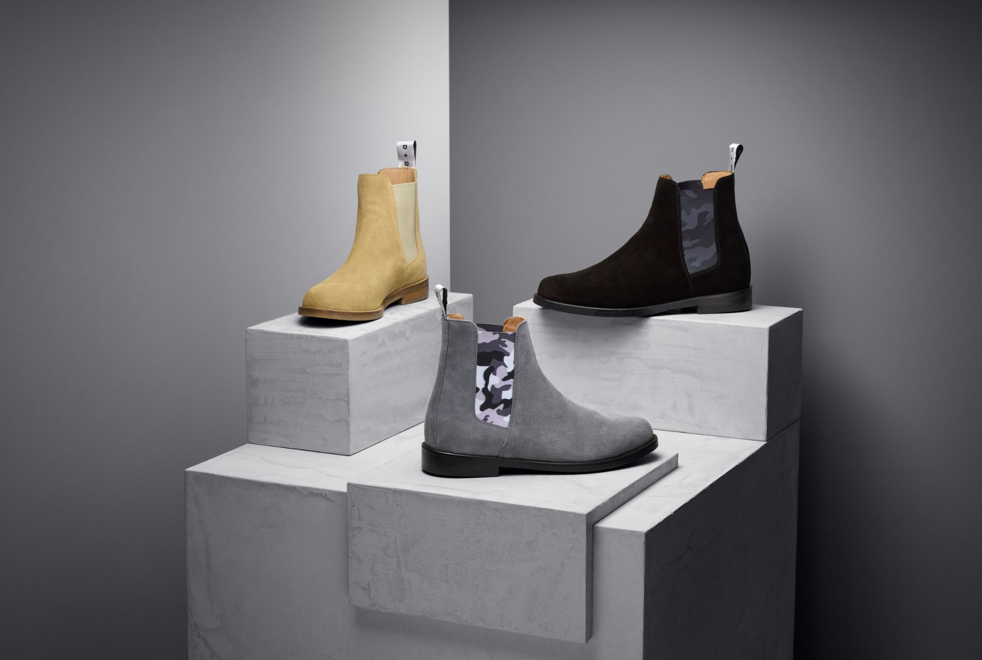 Duke and Dexter OPUS Chelsea Boots