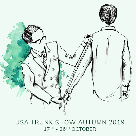 A Journey Back in Time: USA Trunk Show 2019