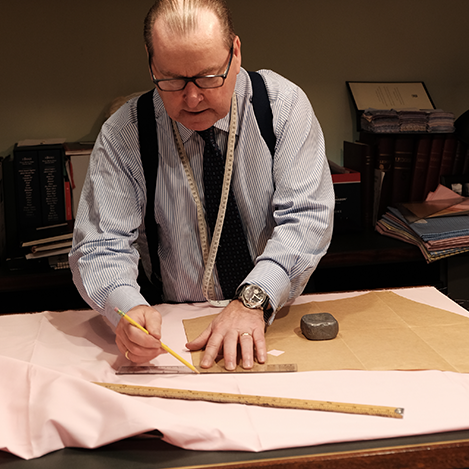 Off the Cuff; Kerry Shirt Cutter Interview