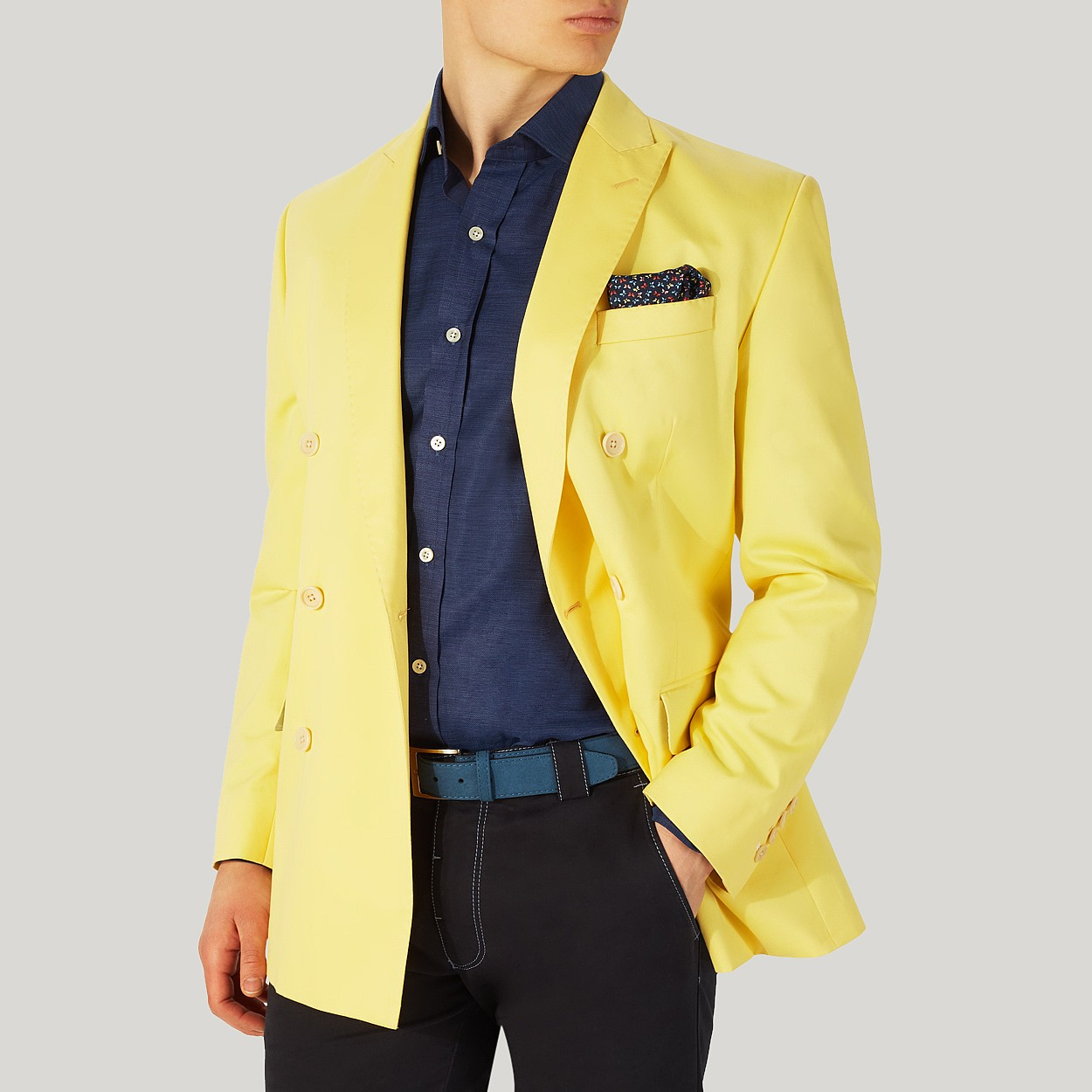 Yellow DB Jacket