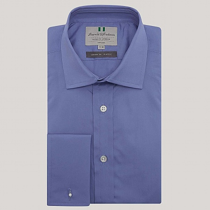 Pacific Poplin Double Cuff Classic Fit Shirt