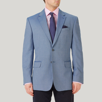 Oxford Unstructured Jacket