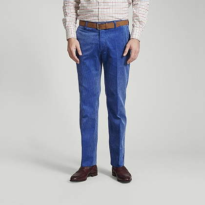 Royal 100% Cotton Cord Trousers