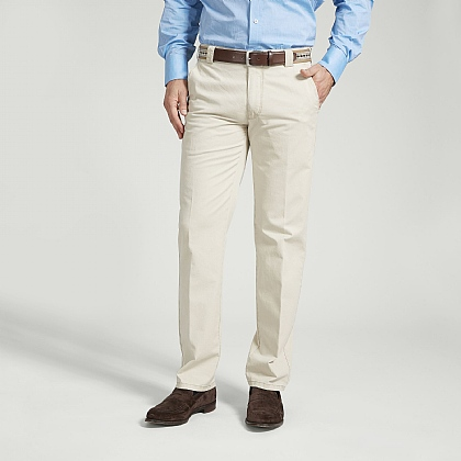 Stone Meyer Cotton Classic Trouser