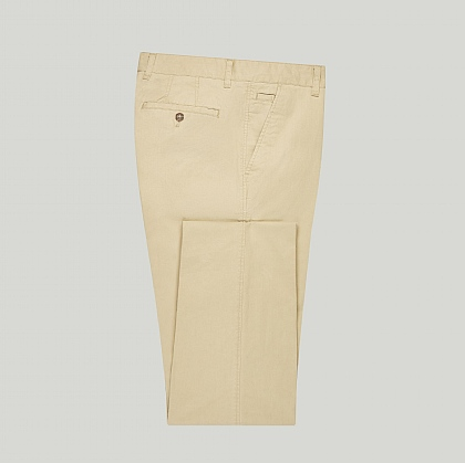 Sand Stretch Cotton Chino