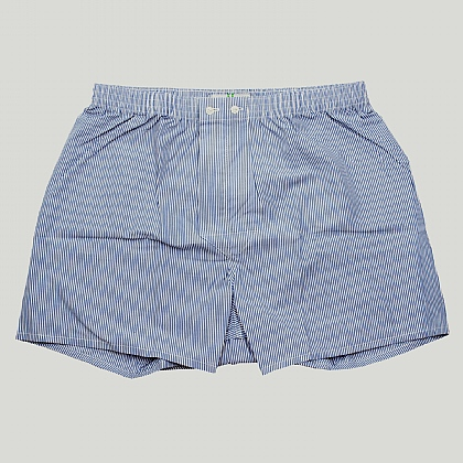 Blue Stripe Boxers