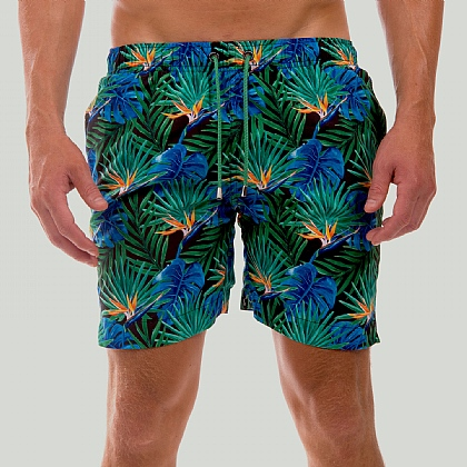 Jungle Print Swim Short