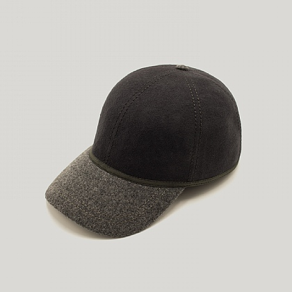 Grey British Ball Cap