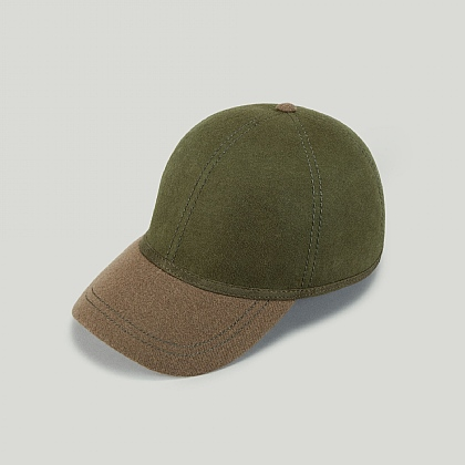 Khaki Green British Ball Cap