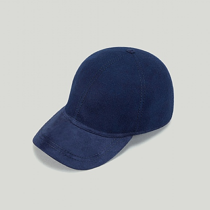 Navy British Ball Cap