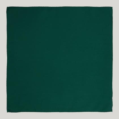 Green Silk Essential Handkerchief