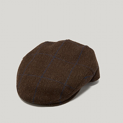Brown Brighton Driver Hat