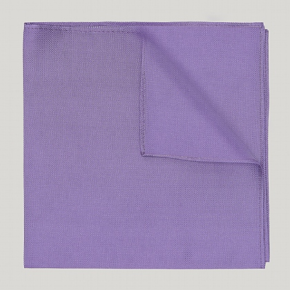 Purple Plain Essental Woven 100% Silk Hank